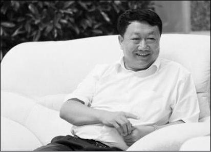 图为辽宁西洋集团董事长周福仁。(资料图)