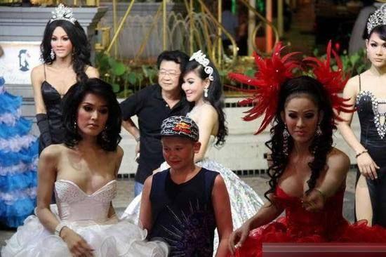 泰国人妖表演