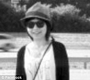 中国留学生甘佩怡