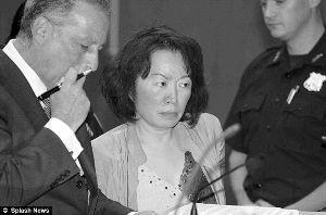 逼中国留学生当女仆的华裔副校长