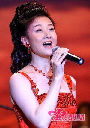 宋祖英:中国音乐学院博士