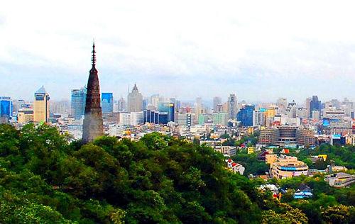 中国最佳休闲城市——杭州