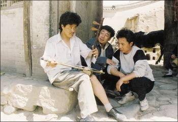 赵本山年轻时照片 (资料图)