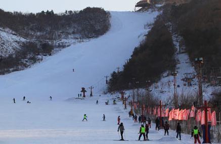 弓长岭滑雪