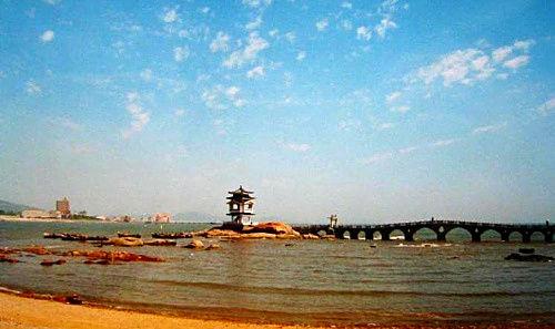 兴城海滨风景区
