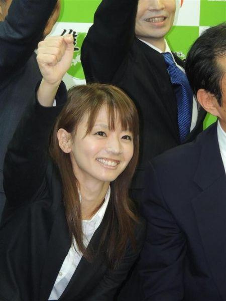 日本前写真女优佐佐木理江宣布参加众院选举