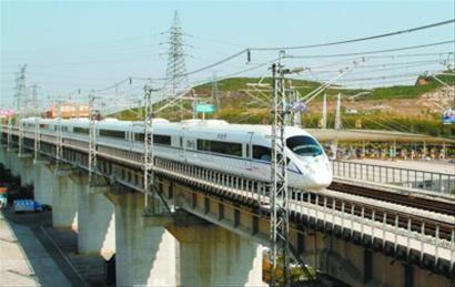 哈大高铁12月1日开通运营