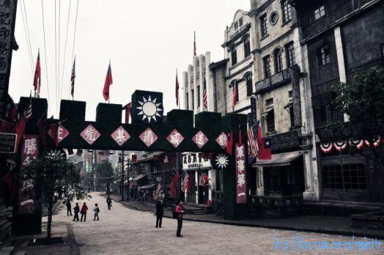 新浪旅游配图:民国街 摄影:kitty