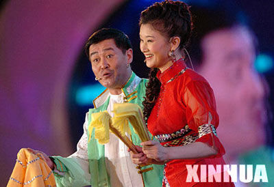 宋祖英和赵本山合作过,也许很多人不知道