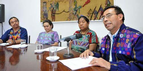 危地马拉马雅领导人澄清12月21日不是世界末日
