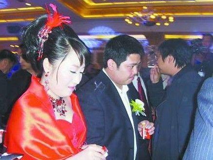 赵本山大女儿出嫁