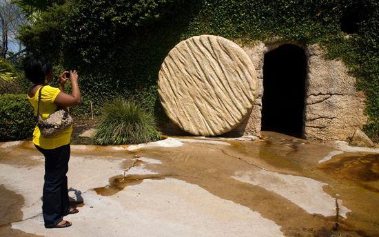 佛罗里达的圣地体验(Holy Land Experience)乐园