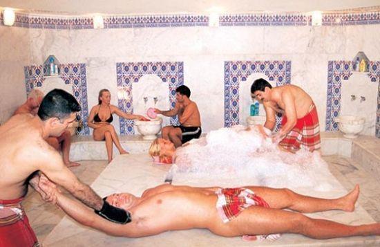 土耳其澡堂(点击更多高清美图)