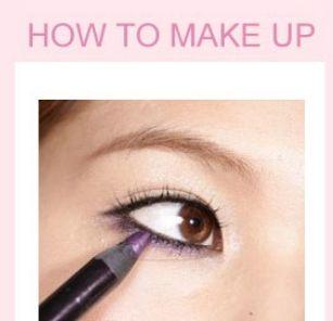 渐层眼线的画法 打造潮流下眼妆风潮(2)