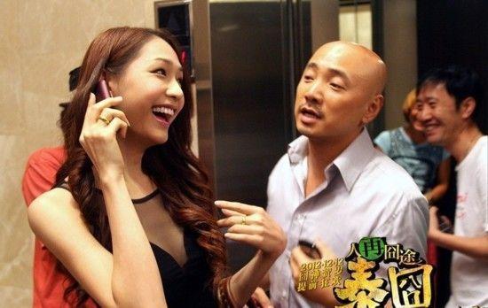 《泰囧》电梯美女走红网络 原是最美人妖rose