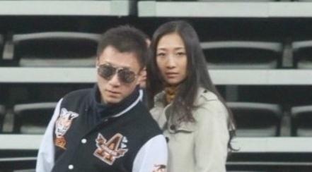 孙红雷与女友