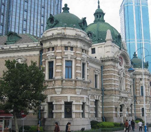 中山广场建筑