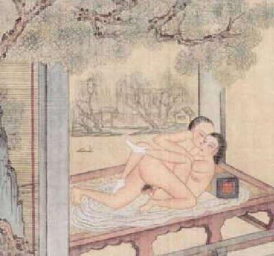 网上流传的春宫图
