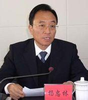 杨忠林当选阜新市长