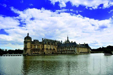巴黎尚蒂伊古堡-跟着大片去旅行 追寻 热映 中的美景 7