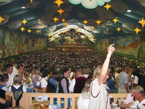 节日之行:德国慕尼黑啤酒节