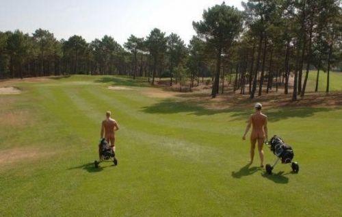 法国裸体高尔夫球场