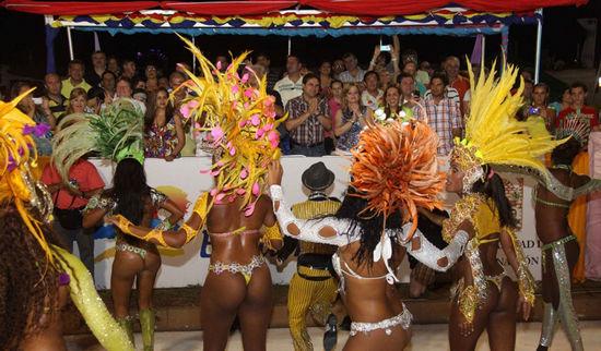 激情巴拉圭狂欢节