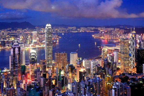中国香港 第18位