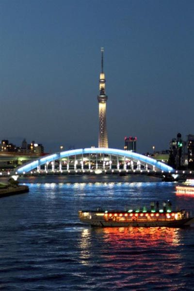 日本东京晴空塔