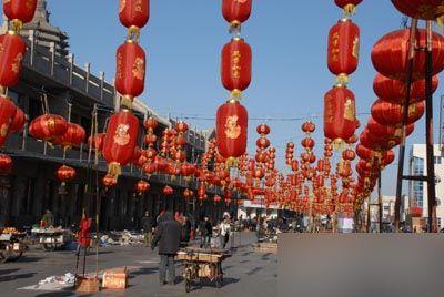锦州市古塔庙会