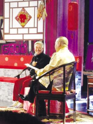 赵本山接受郭德纲访问,宣布将退出小品舞台