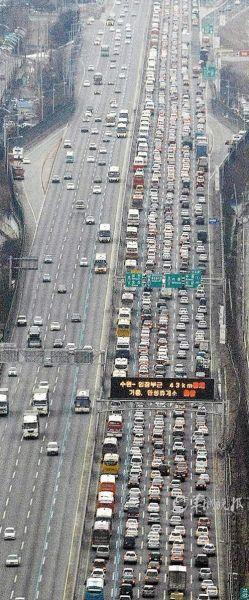韩国釜山高速
