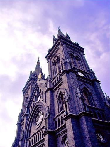 中国最美教堂之一:沈阳南关教堂