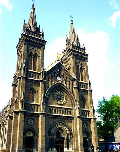 沈阳南关教堂