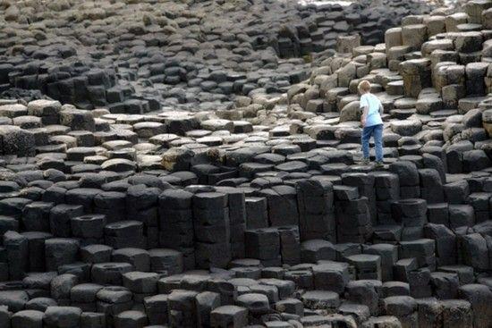 柱状玄武岩