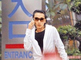 台湾知名乐团OMG乐团主唱Leo。