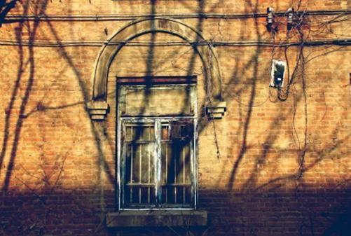 图为 承载无数沈阳人记忆的老房子