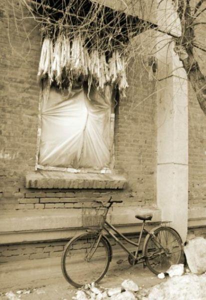 图为 沈阳老房子