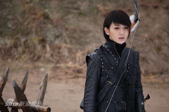 《箭在弦上》潘之琳饰徐二航