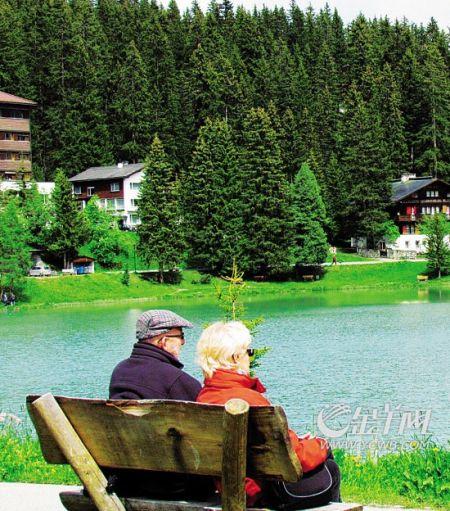 旅行就是去看远方的风景和人