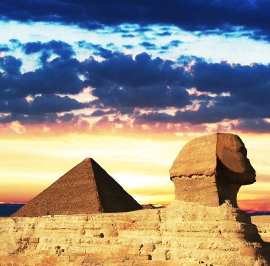 金字塔的名声够大