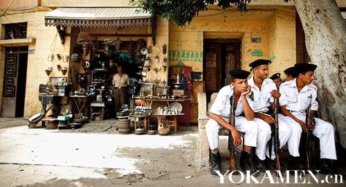 旅游警察是埃及政府为保护游客安全专门建立的