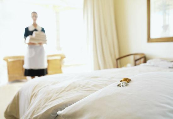 服务和细节几乎可以影响对酒店的整个印象(新浪配图)