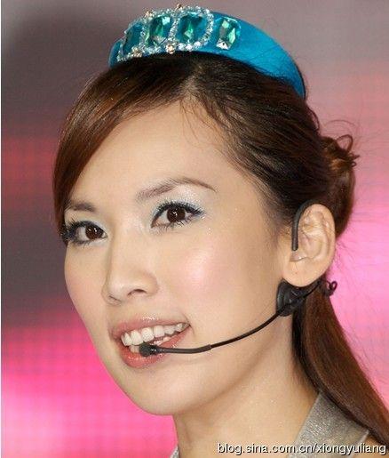 林志颖妻子
