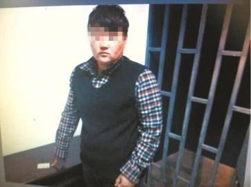 涉嫌诈骗被刑拘的张文华。图由警方提供