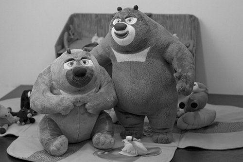 央视热播动画片 熊出没 生产地是沈阳 图