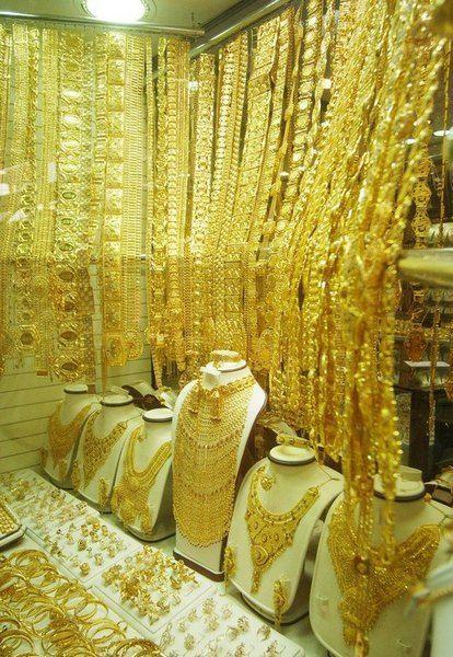盘点黄金崇拜国家
