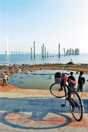 深圳四千多万景观工程重新选址