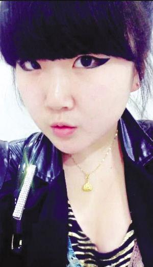 外出就餐后失去联系 家人怀疑其在沈阳地铁站附近出事。失踪女孩照片■微博图片