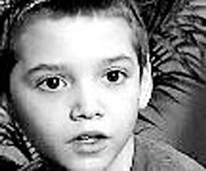 ▲美国7岁男孩韦尔奇。